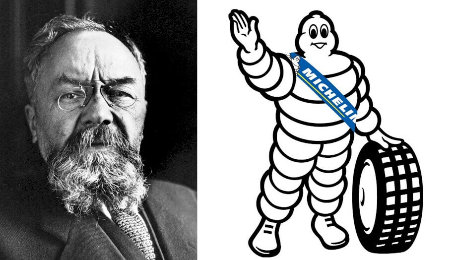Michelin Man Logo and Its History