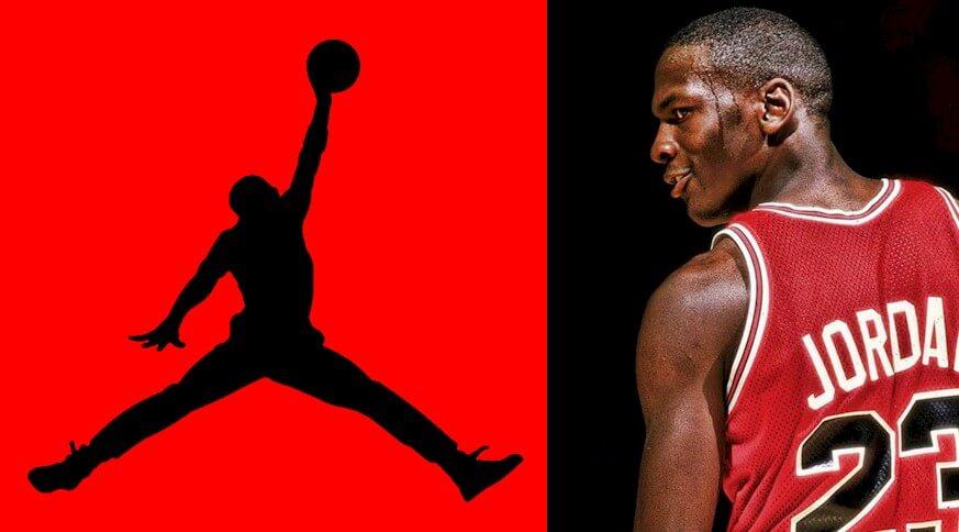Michael Jordan logo and his legacy