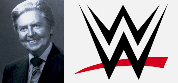 WWE logo and some history behind the franchise