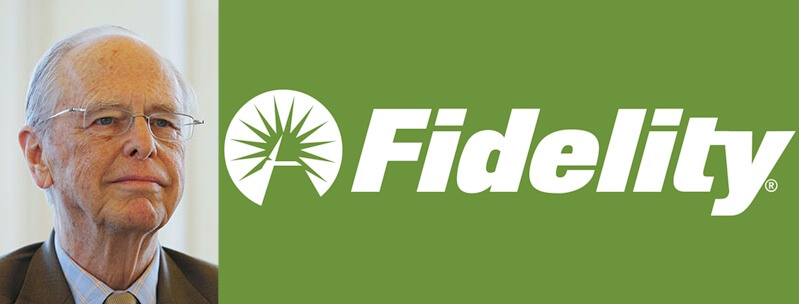 Fidelity Logo and the history of the company