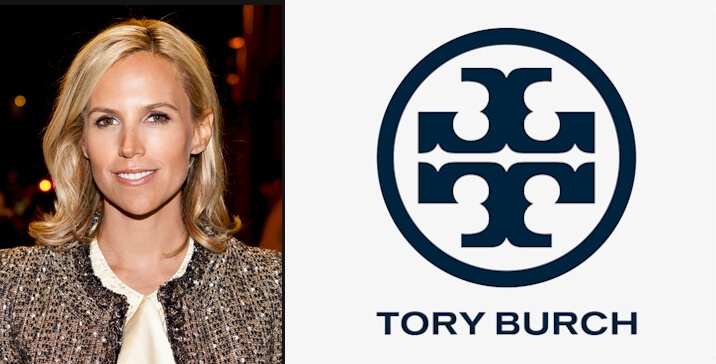 Tory Burch logo and the history behind the business