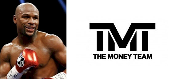 Floyd Mayweather logo and his history