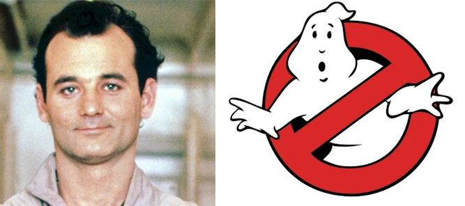 Ghostbusters logo and Its history