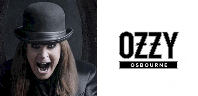 Ozzy Osbourne logo and his history